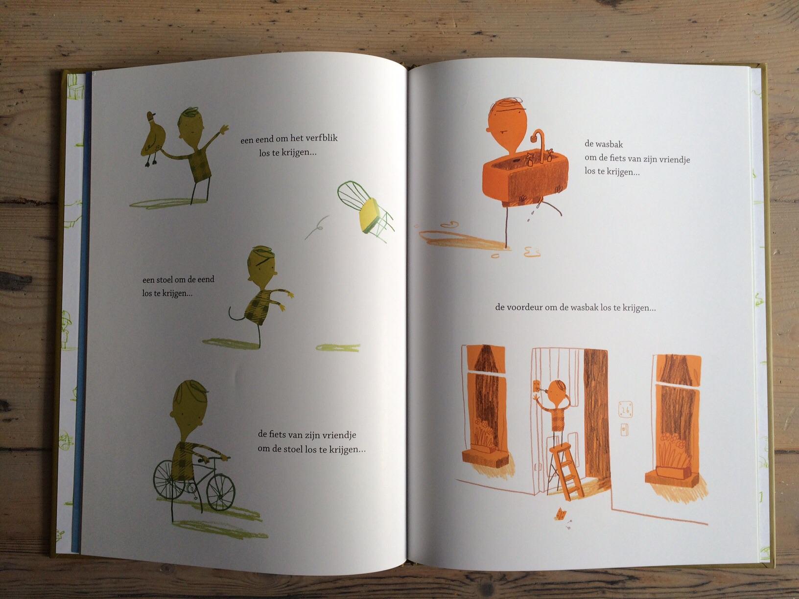 Kinderboek van de week vast somoiso de wereld is z mooi zo - Tafel lang eiland huis van de wereld ...