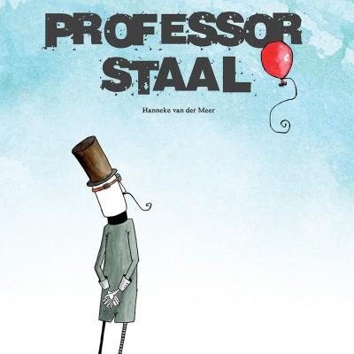 professor staal prentenboek hanneke van der meer somoiso lezen voorlezen