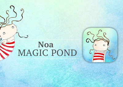 Noa Magic pond