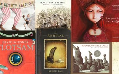 Mooiste prentenboek-covers ever!