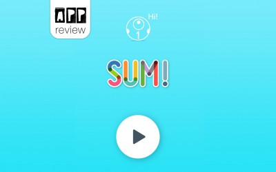 App-review: SUM! – Math with loveable numbers