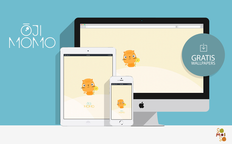 download free oji momo wallpaper