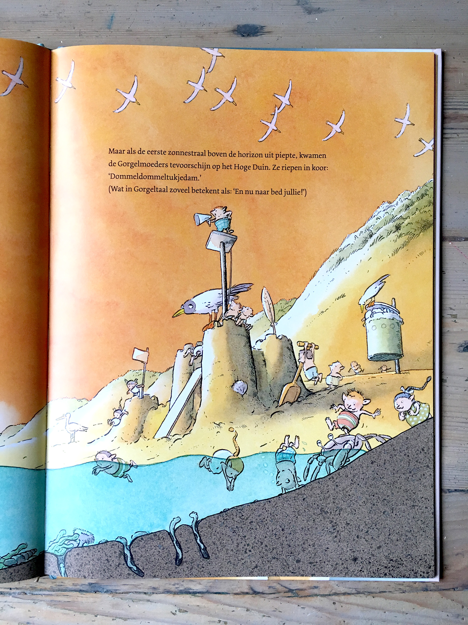 Wereld van de gorgels jochem myjer somoiso hanneke van der meer boekrecensie somoiso de - Basket thuis van de wereld ...